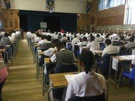 Matrics learners pupils exams