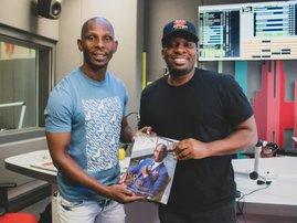 Max Mqadi & Bongani Mtolo