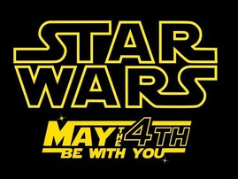 May the 4th be with you Two