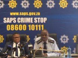 Mbalula Khehla Sithole new police commissioner