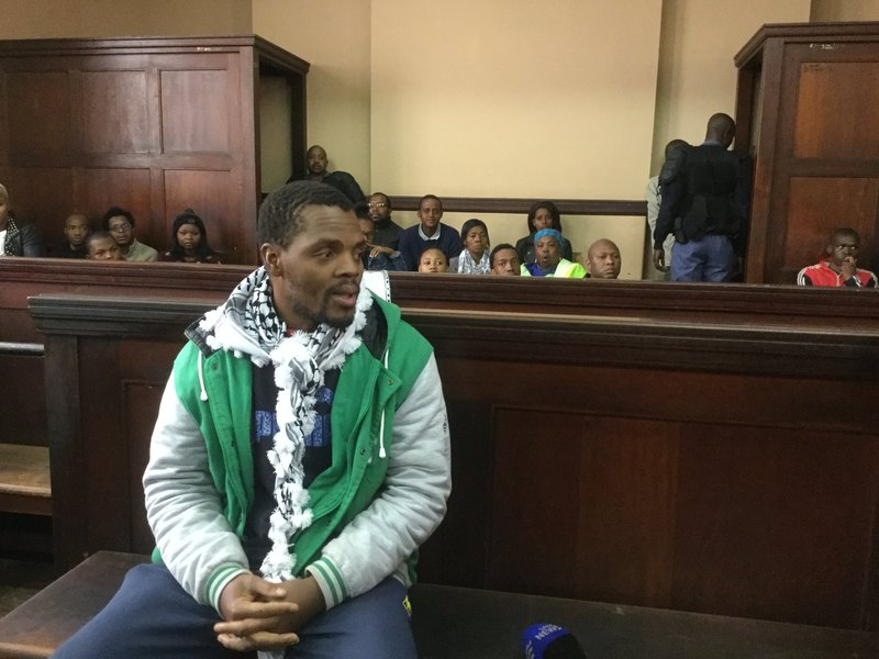 Mcebo Dlamini in court