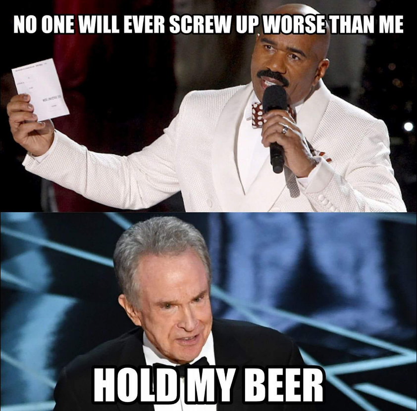 meme4.original social media laughs at oscar drama,Steve Harvey Meme Oscars