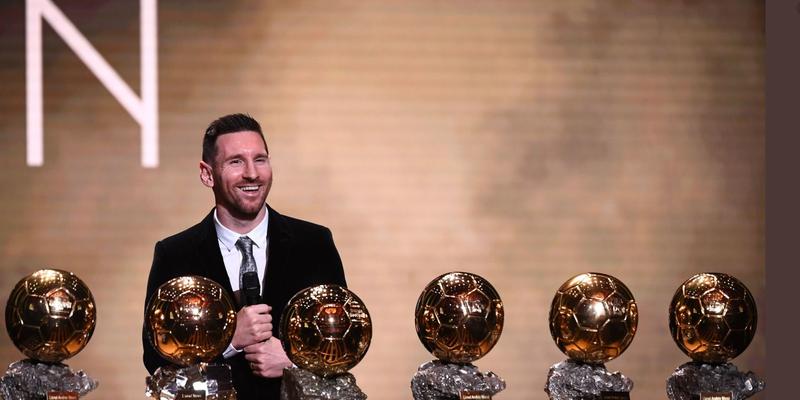 Messi Ballon de or