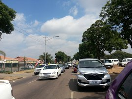 Metered taxi drivers traffic_jacanews