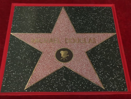 michael douglas star