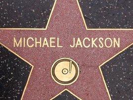 michael jackson star hollywood