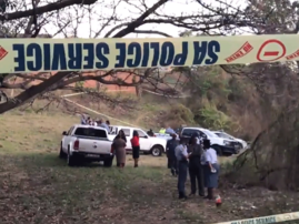 Body of boy, believed to be Miguel Louw found