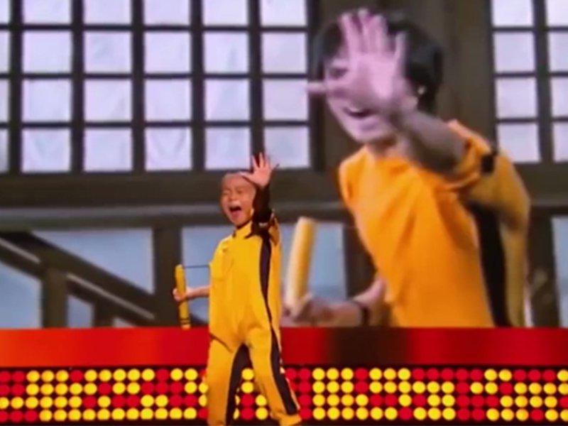 Watch: Mini-Bruce Lee, Ryusei Imai has the most epic moves ever!