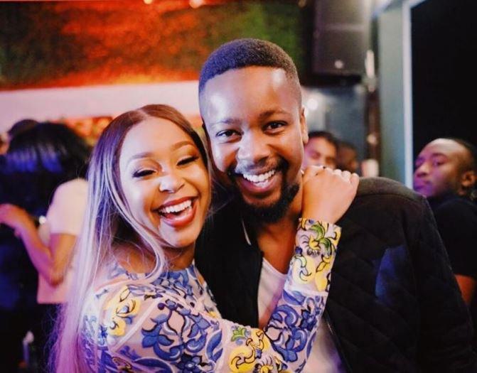 Minnie Dlamini and Khosini Dlamini