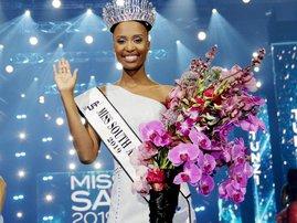 Miss SA 2019 Zozibini Tunzi