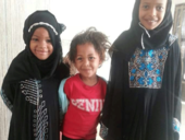 Kidnapped Newcastle children