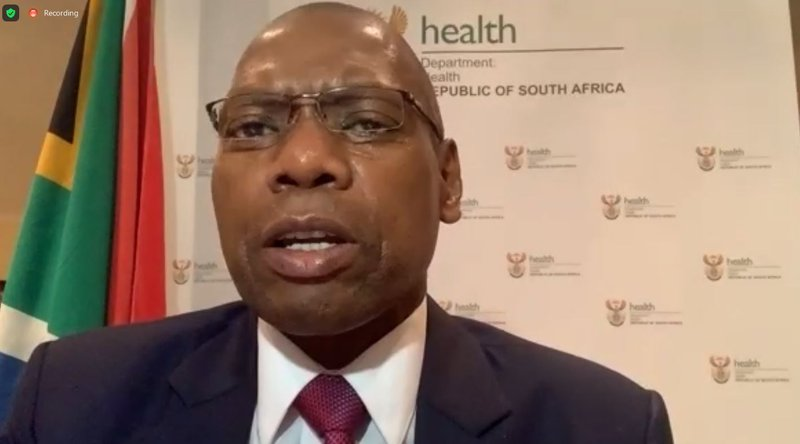 SA scientists identify COVID-19 variant, Mkhize announces
