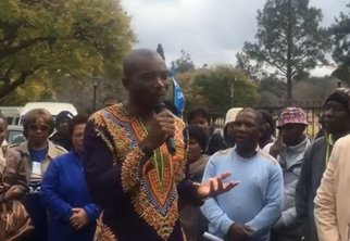 Mmusi Maimane launches poster_jacanews