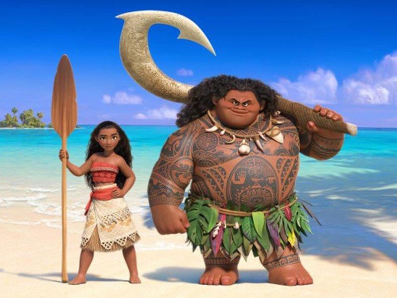 Moana - Disney movie