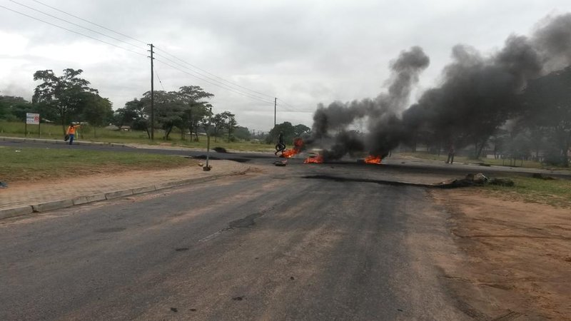 Modimolle protest continued_jacanews