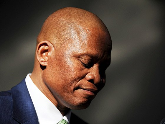 Chief Justice Mogoeng Mogoeng's offices burgled