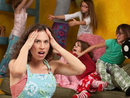 Nine things only moms with multiple kids will understand