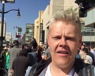 MornéJK in Hollywood