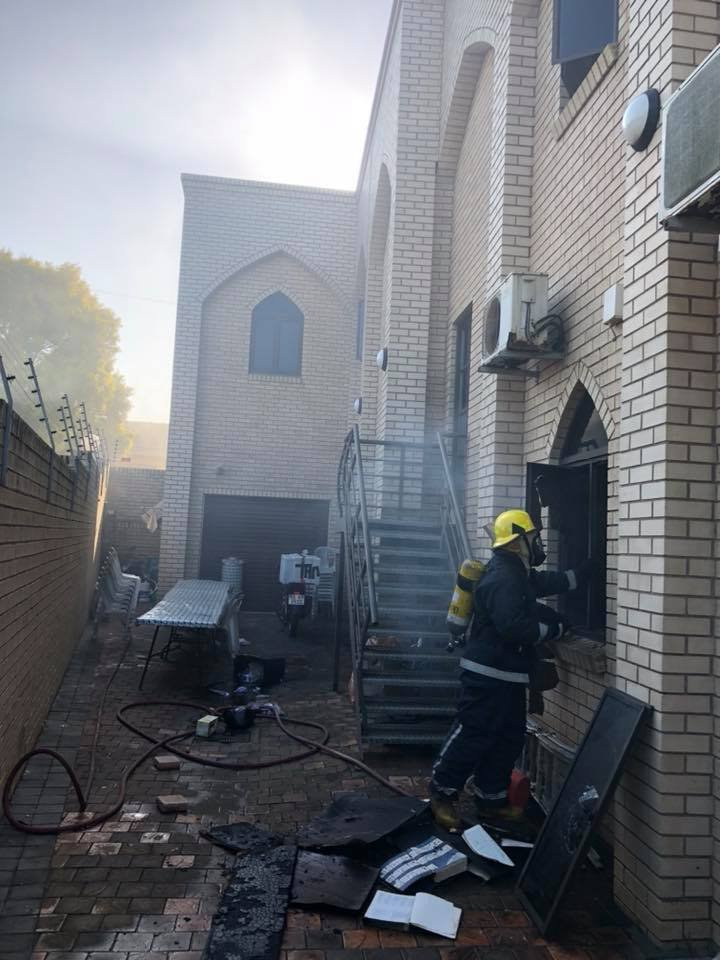 Hawks take on probe into Verulam deadly mosque attack