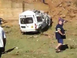 Msunduzi fatal taxi crash