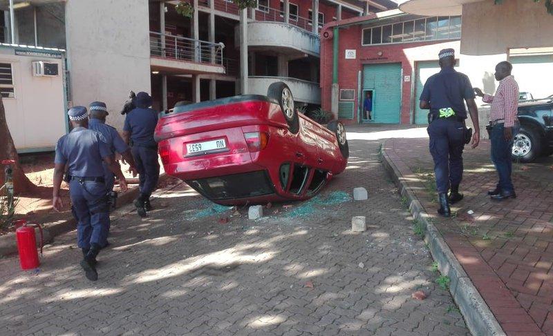 Mangosuthu university unrest