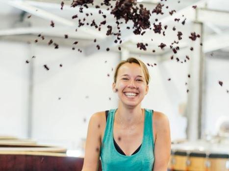 Winemaker Nadia Barnard