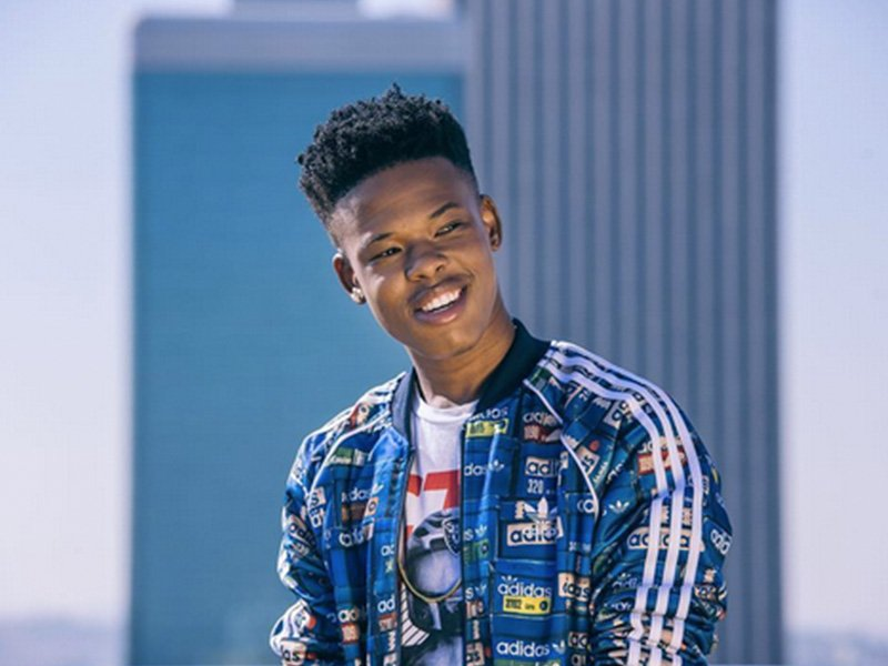 Nasty C survives car crash