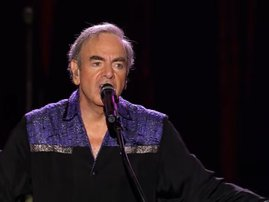 Neil Diamond 'Sweet Caroline' live