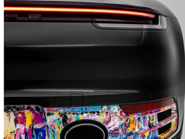 SEE: South African Artist, Nelson Makamo personalises his dream car, a Porsche 911