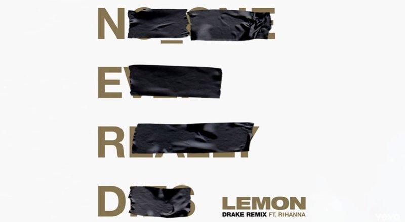 N.E.R.D Lemon