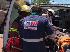 Netcare 911 paramedic