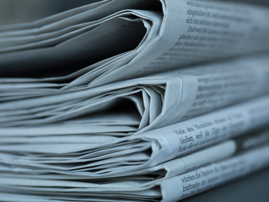 News stories for the week - Newspapers