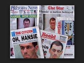 Newspapers Hansie