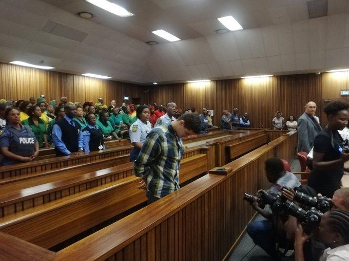 Nicolas Ninow sentencing