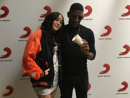 Noah Cyrus and Labrinth
