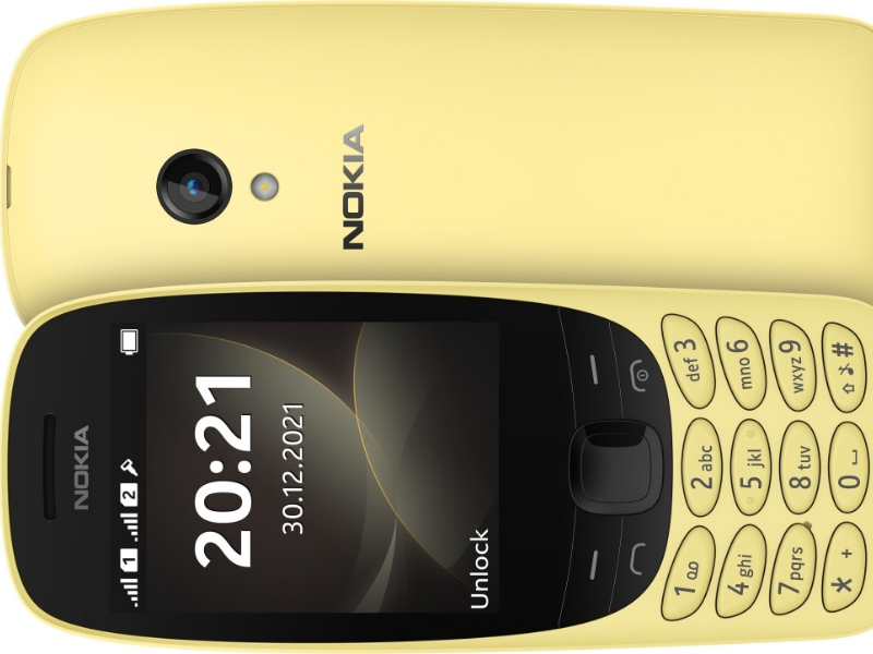 New nokia 6310 phone 20th anniversary