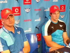 Nollis Marais Blue Bulls Currie Cup final