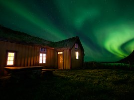 Norther lights - getty