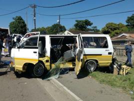 Four children killed in Ntuzuma crash