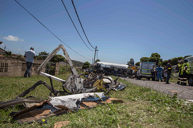 Four children killed in Ntuzuma crash