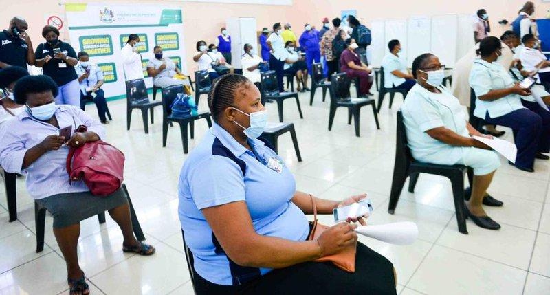 Nurses vaccine kzn