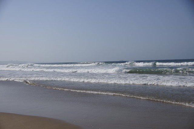Ocean, beach - generic