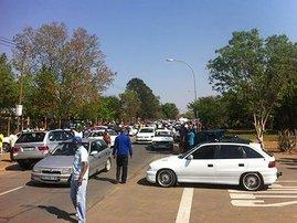Bloemfontein school violence