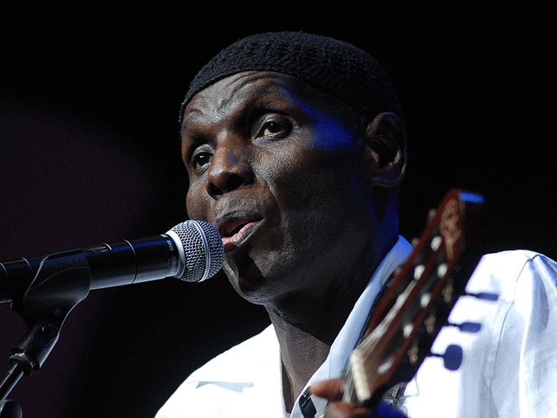 African Music Legend Oliver 'Tuku' Mtukudzi Dead At 66
