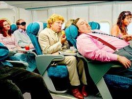 irritating people on flights