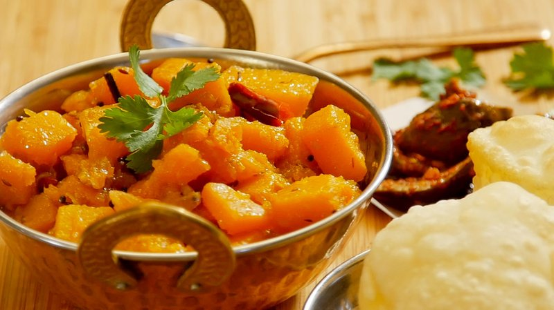 Butternut curry
