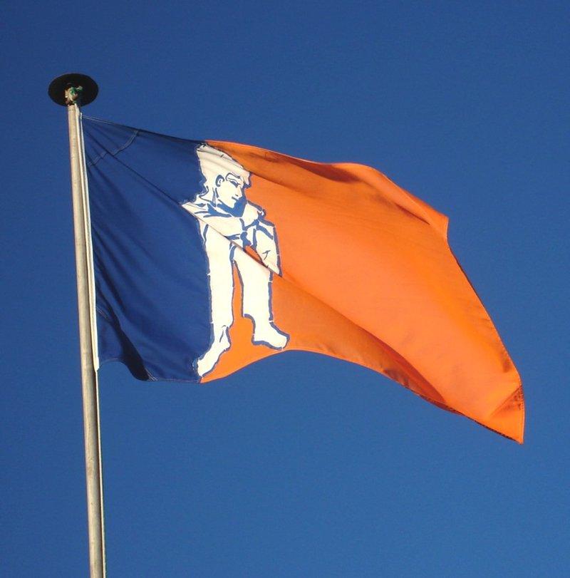 Orania flag