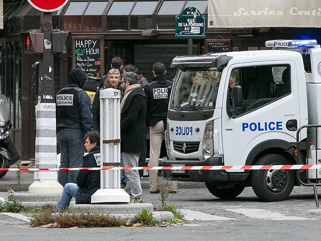 Paris attack - getty