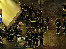 PAris attacks - getty