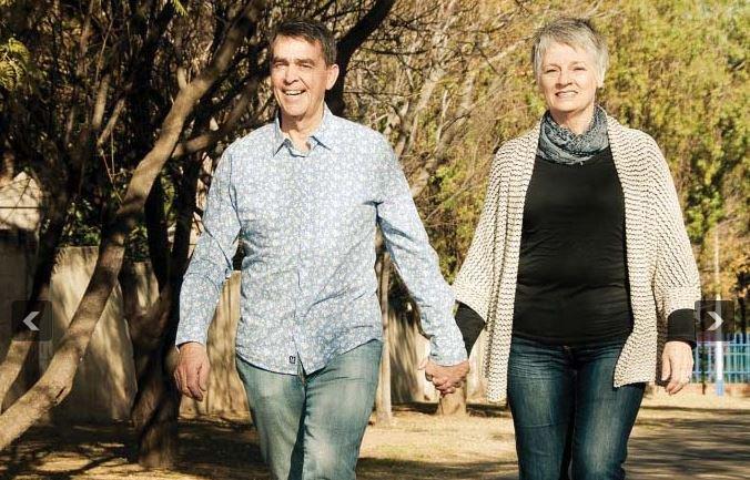 DR Dennis and Antoinette Erasmus
